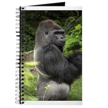 Silverback gorilla Journal