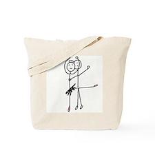 Duet Tote Bag