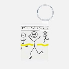 Finish Line Keychains