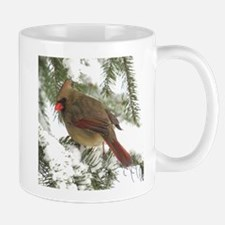 Snow Cardinal Mug