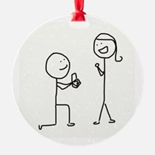 Palo Proposes Ornament