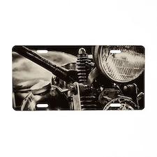 Funny 1936 el knucklehead Aluminum License Plate
