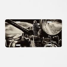 Cool 1936 el knucklehead Aluminum License Plate
