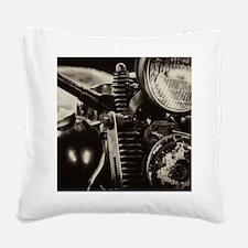 1936 el knucklehead Square Canvas Pillow