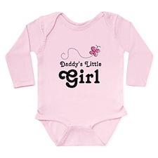 Daddy's Little Girl (butterfly) Long Sleeve Infant