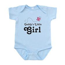 Daddy's Little Girl (butterfly) Infant Bodysuit