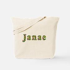 Janae Floral Tote Bag