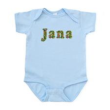 Jana Floral Infant Bodysuit