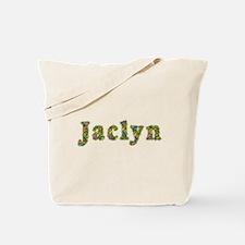 Jaclyn Floral Tote Bag