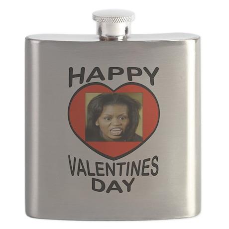MICHELLE VALENTINE Flask