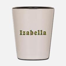 Izabella Floral Shot Glass