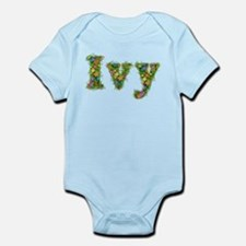 Ivy Floral Infant Bodysuit