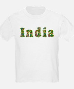 India Floral T-Shirt