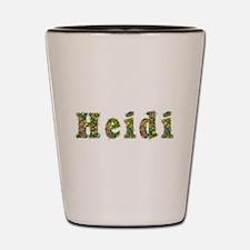 Heidi Floral Shot Glass