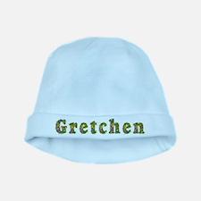 Gretchen Floral baby hat