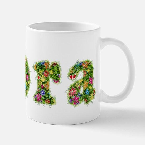 Flora Floral Mug