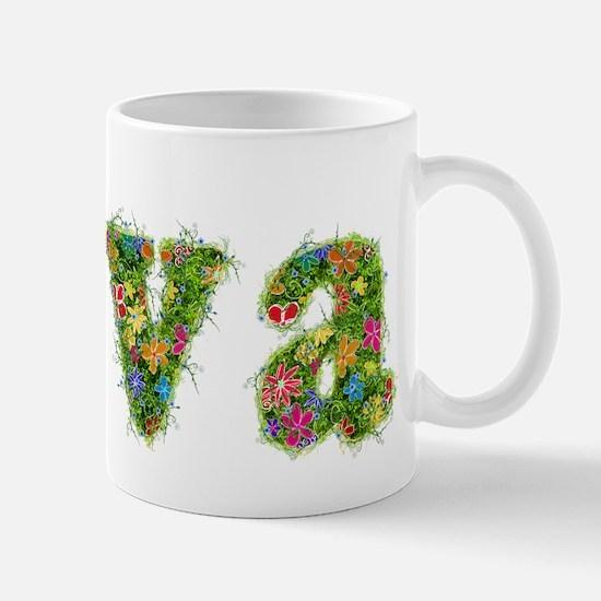 Eva Floral Mug