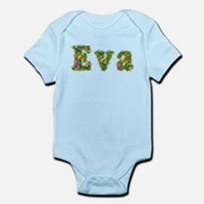 Eva Floral Infant Bodysuit