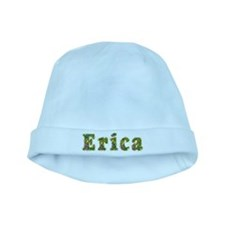 Erica Floral baby hat