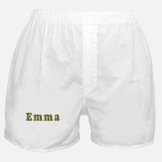 Emma Floral Boxer Shorts