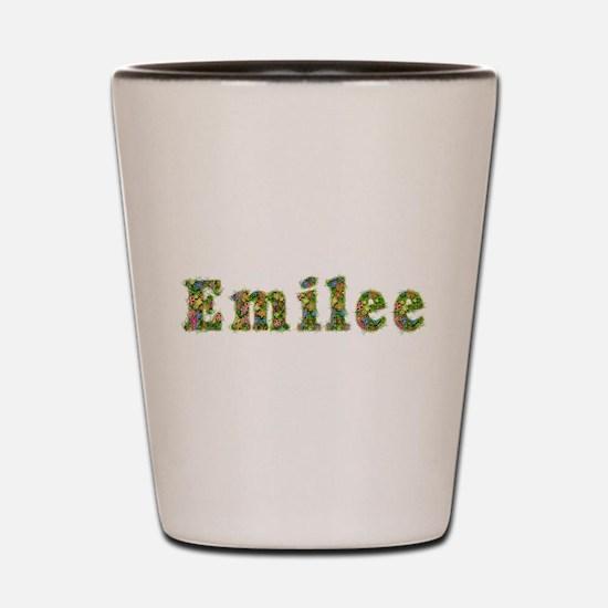 Emilee Floral Shot Glass