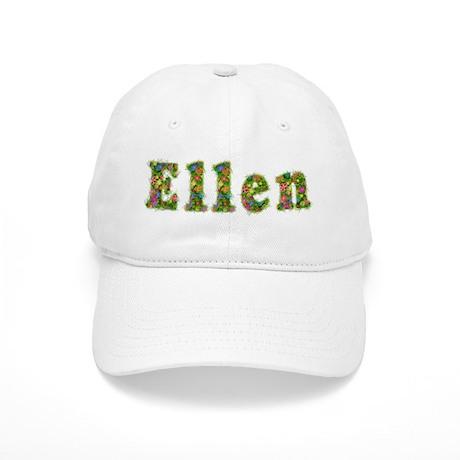 Ellen Floral Cap