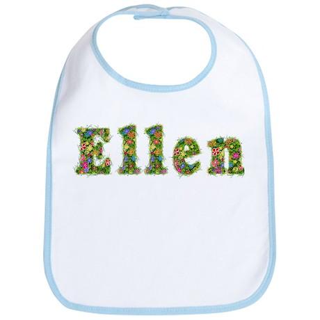 Ellen Floral Bib