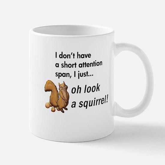 Oh Look A Squirrel Mug
