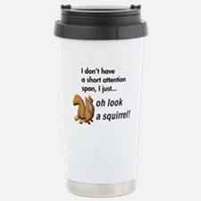 Oh Look A Squirrel Thermos Mug