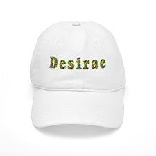 Desirae Floral Baseball Cap