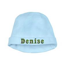 Denise Floral baby hat