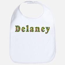 Delaney Floral Bib