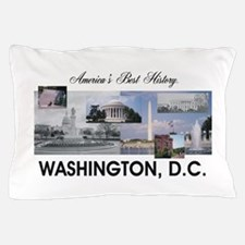 Washington Americasbesthistory.com Pillow Case