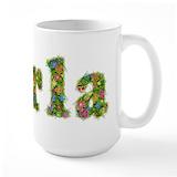 Darla Large Mugs (15 oz)