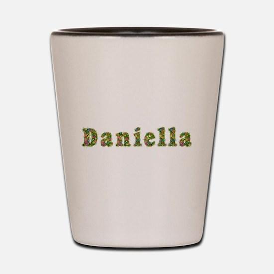 Daniella Floral Shot Glass