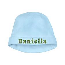 Daniella Floral baby hat