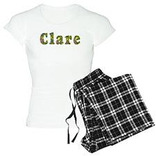 Clare Floral Pajamas