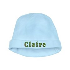 Claire Floral baby hat