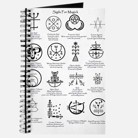 Cute Wicca Journal