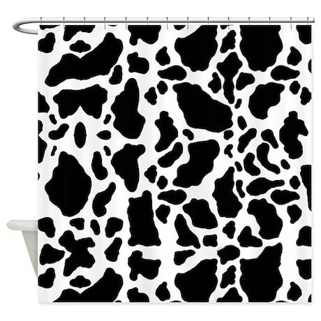 animal print shower curtain by cheriverymery