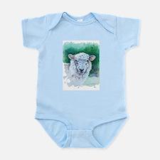Sheep Merino New Zealand Infant Bodysuit