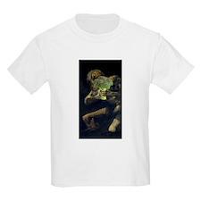 Saturn Devouring His Broccoli T-Shirt