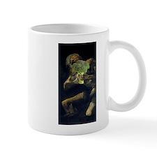Saturn Devouring His Broccoli Mug