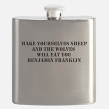 PATRIOT EXPRESSIONS Flask