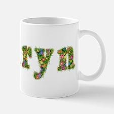 Camryn Floral Mug