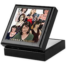 Leanna Chamish Keepsake Box