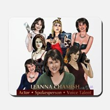 Leanna Chamish Mousepad