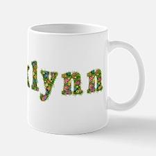 Brooklynn Floral Mug