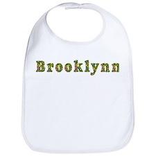 Brooklynn Floral Bib