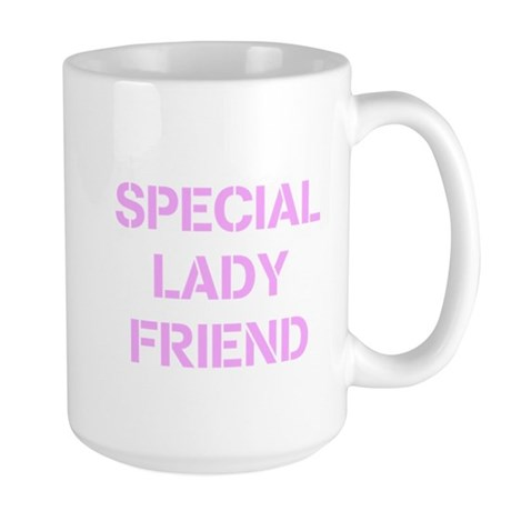 Special Lady Friend Lebowski Mugs